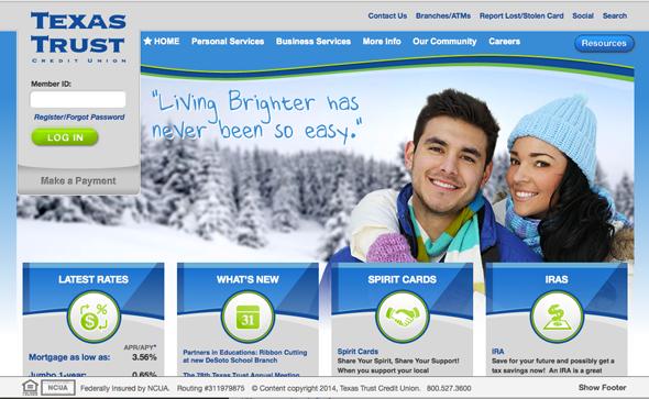Bank Website Project